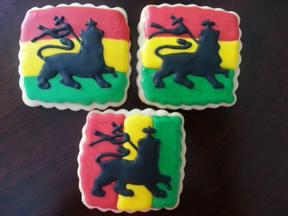 Rasta Cookies