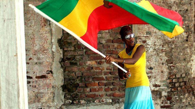 African flag