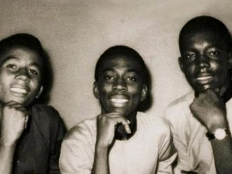 The original Wailers.