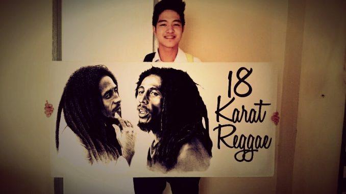 Bob Marley: 18 KARAT REGGAE