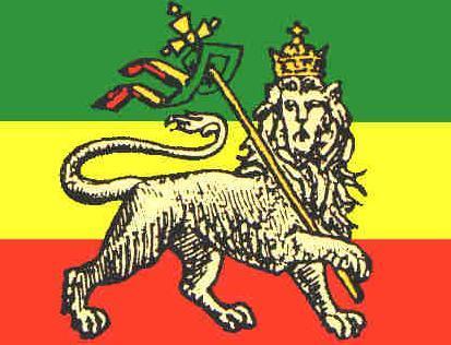 Nyabinghi flag