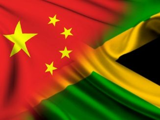 Jamaica and China