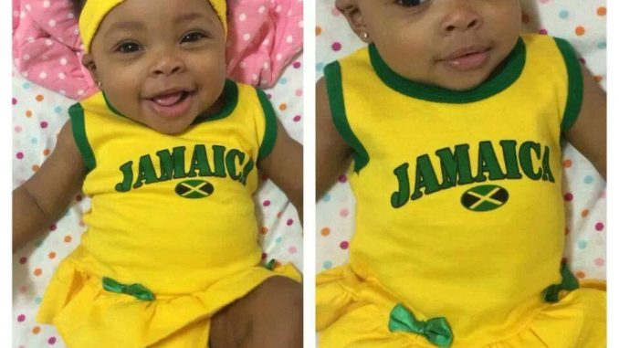 Jamaican Baby