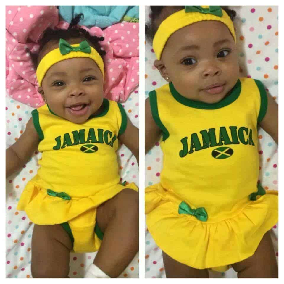Jamaican babies are being dealt a sad hand.
