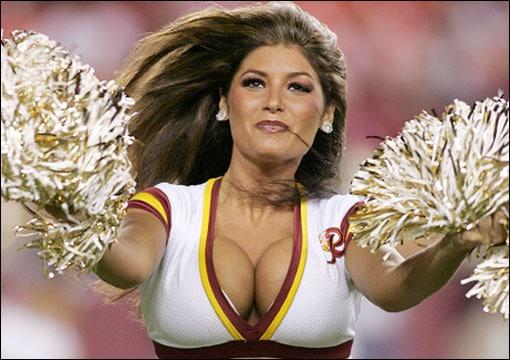 NFL Cheerleader