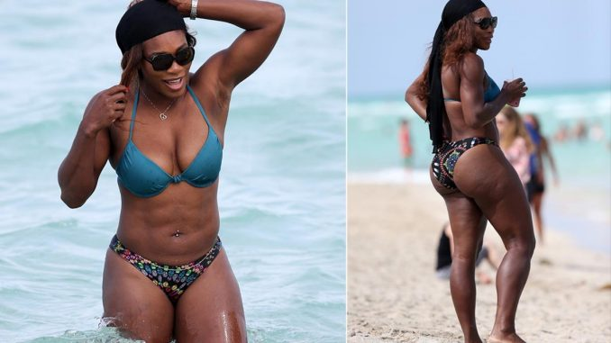 Girls Taking Out Bank Loans To Get Big Butts Like Serena Williams