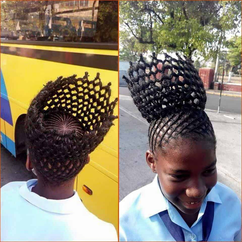 Popular Hairstyles In Jamaica: Jamaicans Are So Beautiful And So Unique