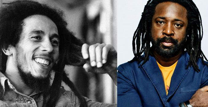 Bob Marley & Marlon James