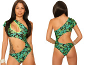 Marijuana bodysuit