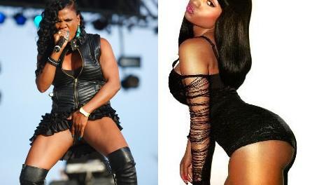 Lady Saw & Nicki Minaj