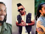 Ziggy Marley, Sean Paul & Damian Marley