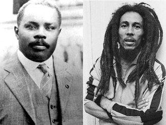 Marcus Garvey Bob Marley