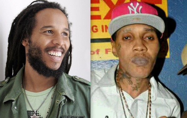 Vybz Kartel and Ziggy Marley
