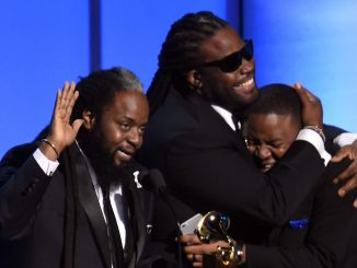 Reggae Grammy winner Morgan Heritage