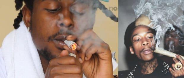 Popcaan and Wiz Khalifa