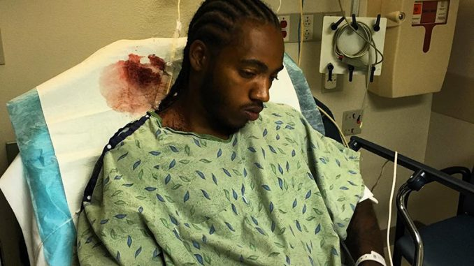 Rapper SAS from Love & Hip hop was shot in the head
