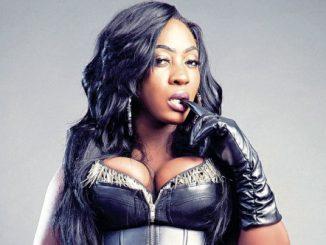 Dancehall artist Spice
