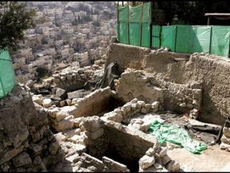 King Solomon and King David tomb
