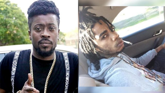 Beenie Man and Alkaline