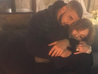 Drake and Jennifer Lopez