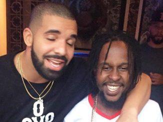 Drake and Popcaan