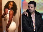 Serena Williams and Drake