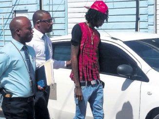 Alkaline in police custody