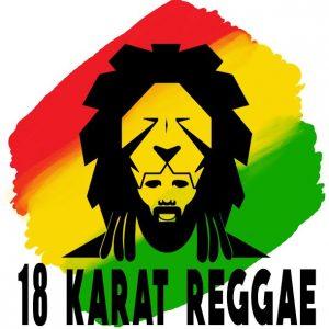 18 karat reggae site identity