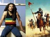 Bob Marley & Buffalo solders