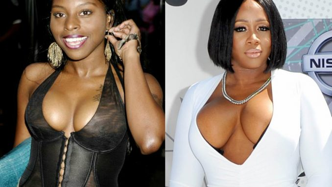 Foxy Brown disses Remy Ma