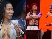 Nicki Minaj, Lil Wayne, Drake