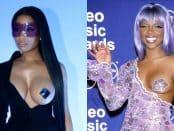 Nicki Minaj and Lil Kim
