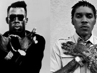 Shabba Ranks and Vybz Kartel