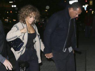 Jennifer Lopez and Alex Rodriquez
