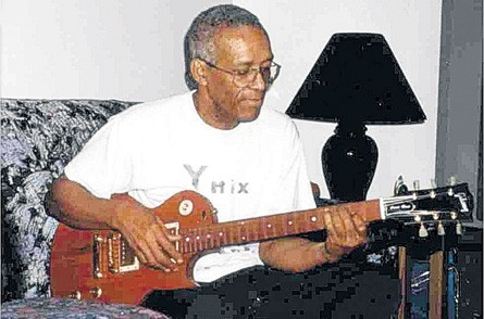 Lynn Taitt, the Trinidadian responsible for reggae music.