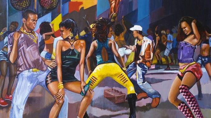 Dancehall Reggae or Reggae Dancehall
