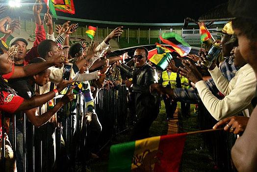 African Reggae Fans
