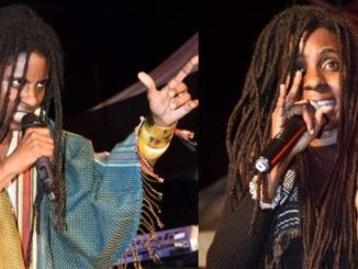 Jah9 the first lady of the Reggae Revival Movement