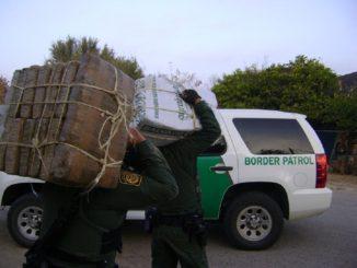 Marijuana Smuggling