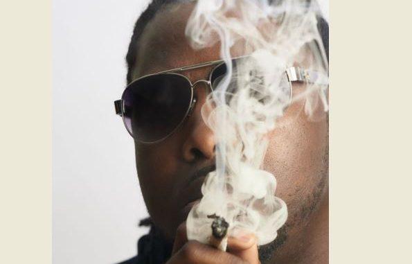 Reggae Star Salutes Marijuana