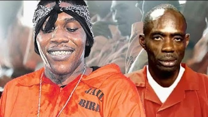 Vybz Kartel and Ninjaman
