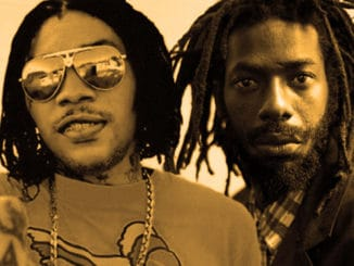 Vybz Kartel and Buju Banton