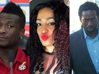 Asamoah Gyan, Nina Atalah and Buju Banton