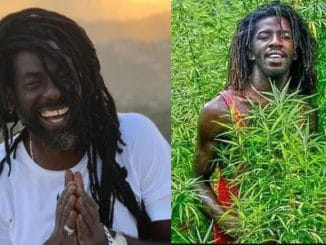 Buju Banton and Marijuana Man