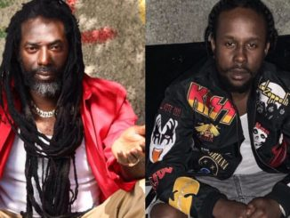 Buju Banton and Popcaan