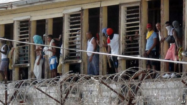 HIV rate rising in Jamaican prisons