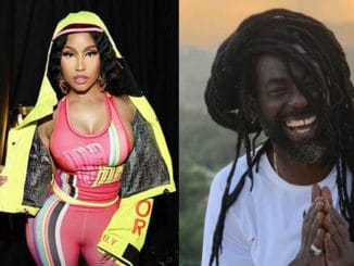 Nicki Minaj and Buju Banton