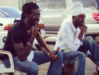 Buju Banton and Sizzla