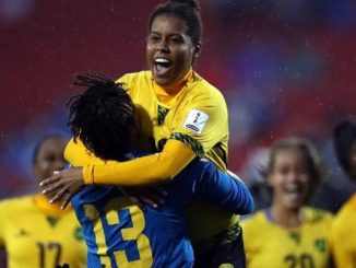 Jamaica Reggae Girlz going to World Cup 2019 thanks to Cedella Marley