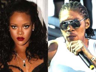 Rihanna and Vybz Kartel